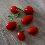 goji berry closeup