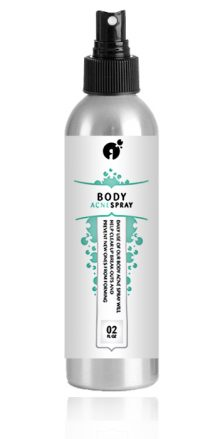 Body Acne Spray by Reverta
