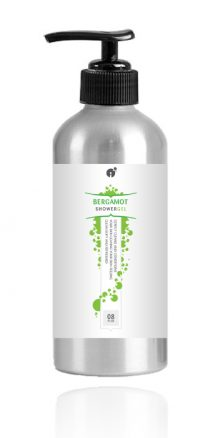 Bergamot Shower Gel by Reverta