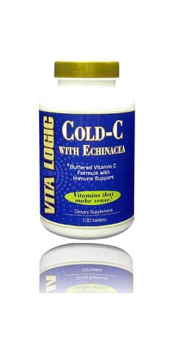 Vitamin C: Cold-C with Echinacea
