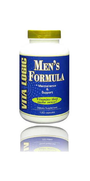 Men's Formula by Vitalogic Vitamins
