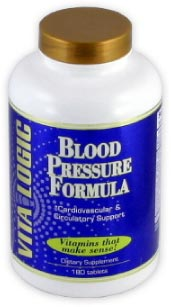 High Blood Pressure Supplement