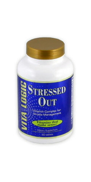 Vitamin B Supplement: Stressed Out by Vitalogic Vitamins