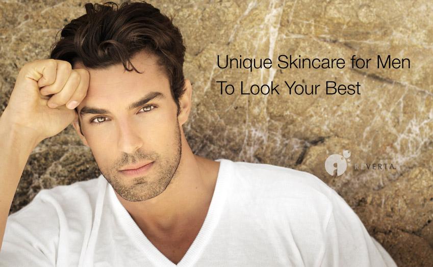 Skincare for Men by Reverta