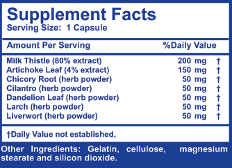 Liver Supplement Ingredients