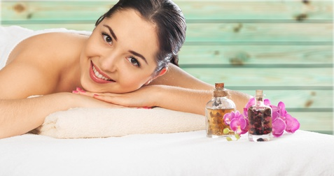 spa treatments for lowering stress