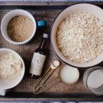 oatmeal platter